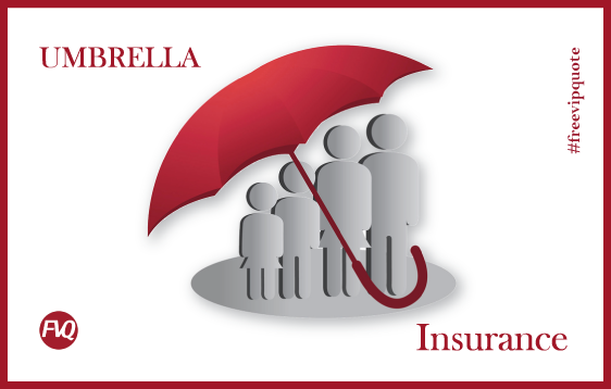 Umbrella personal liability insurance freevipquote.com Rockford illinois wisconsin